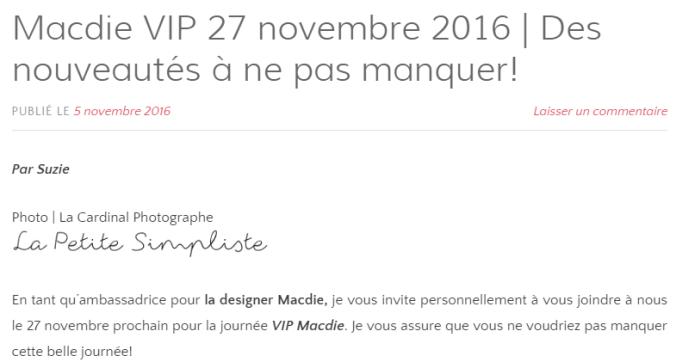 macdie