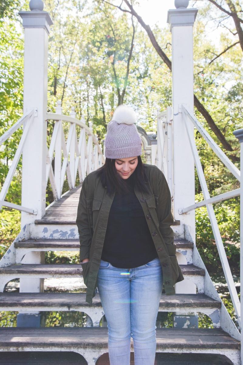 Collabo + Lookbook || Je suis tombée en amour avec «Cette fille qui tricote»!