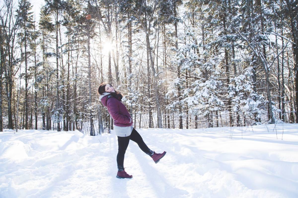 Checklist - 13 activités que tu dois ABSOLUMENT faire pour profiter à fond de l'hiver!